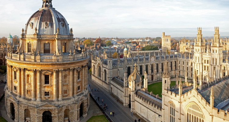 Oxford and Cambridge Universities offer places to Sixth Form students
