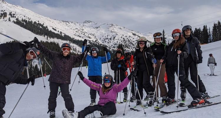 Ski Trip: Hochfugen 2020