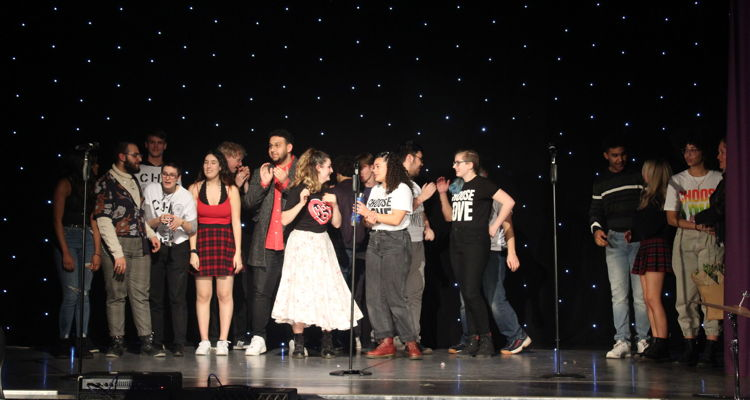 Cabaret Show in aid of 'Choose Love'