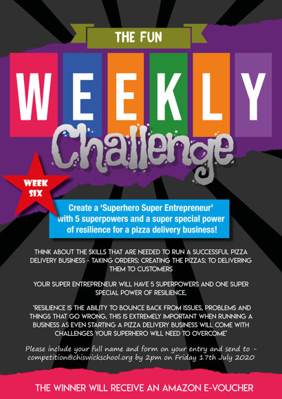 Weekly Competition Poster   HT 2 Week 6
