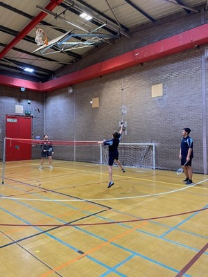 Badminton Extracurricular
