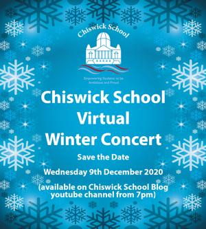 Winter concert virtual