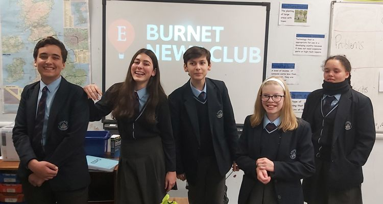 Burnet News Club