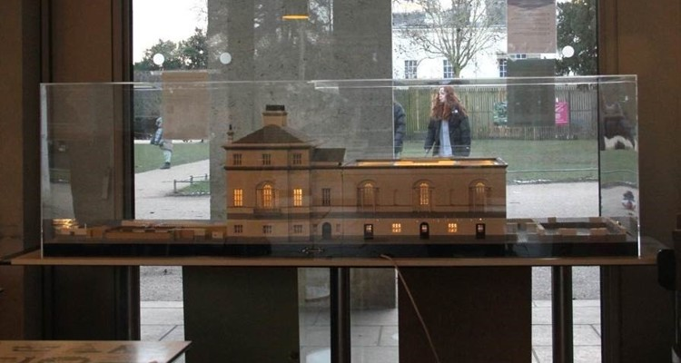 Community News  - Chiswick House Lego Model