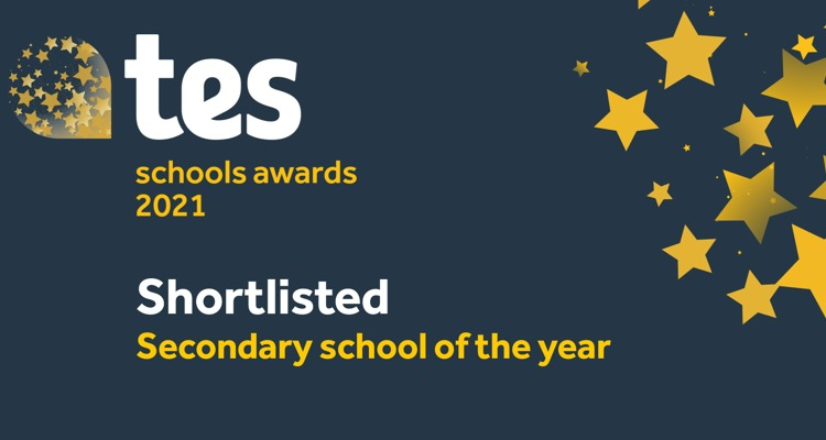 Chiswick School shortlisted for 'Secondary School of the Year'