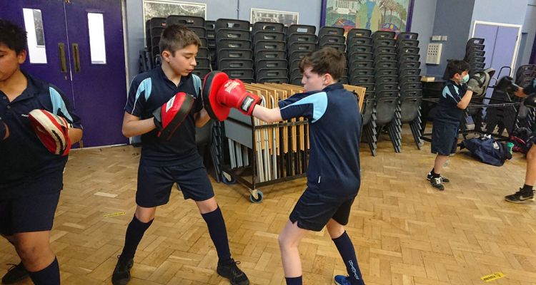 Year 7 Boxing