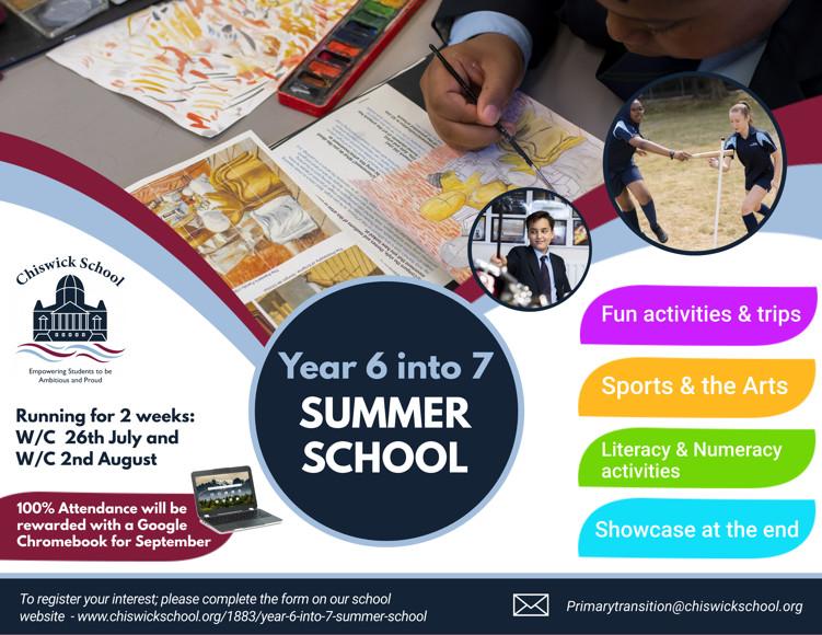 Summer School Flyer FINAL