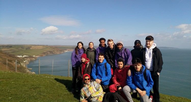 Year 12 Geography Residential to Slapton Ley