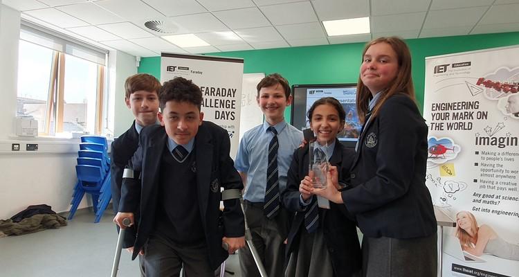 IET Faraday Challenge Day