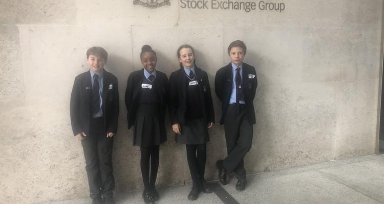 London Stock Exchange Trip
