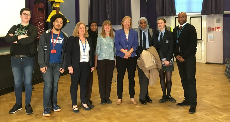 Q&A session with Ruth Cadbury MP