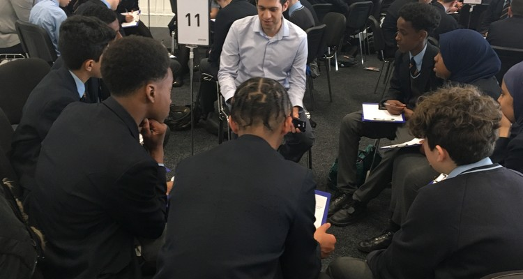 Speed Networking Day