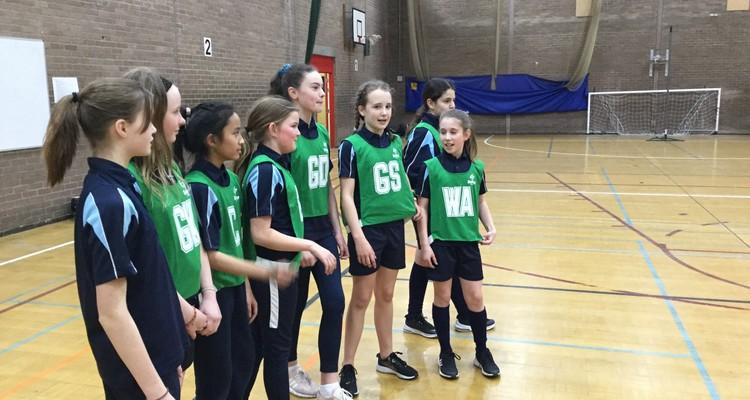 Year 7 Girls Netball