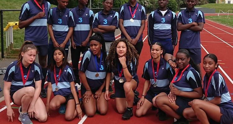 Year 9 and 10 Athletics