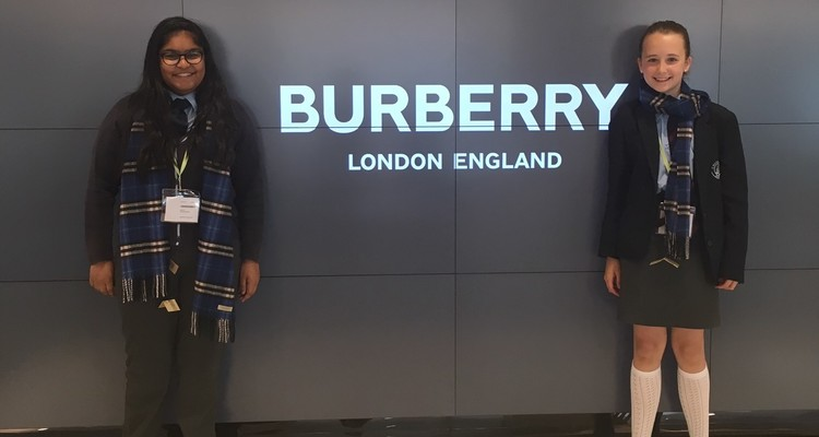 Burberry Competition - Fashion Success