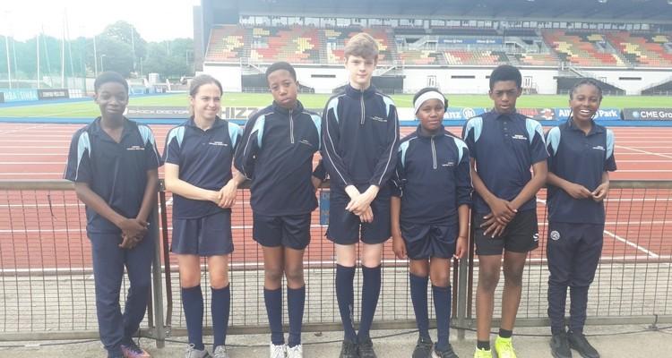 Middlesex Athletics