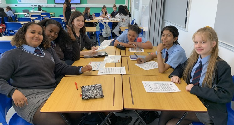 Year 7 Careers Challenge with LQ Foundation