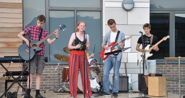Summer Arts Festival success