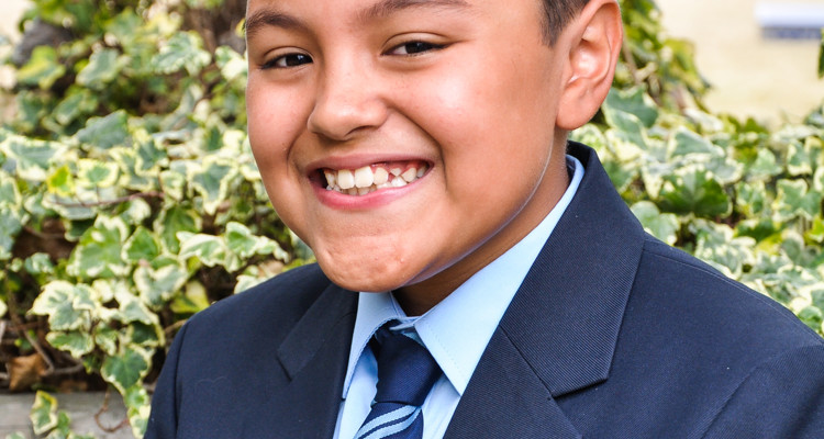 Meet our year 7 students - Louie