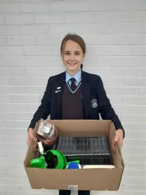 Emma, logo design competition winner with prize