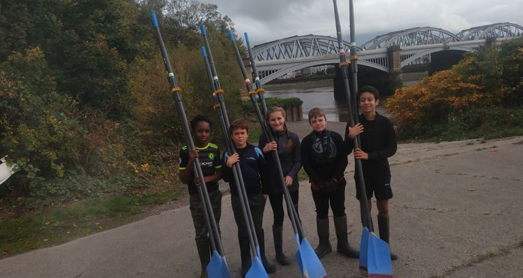 New Elite Rowing Programme for Year 8 students