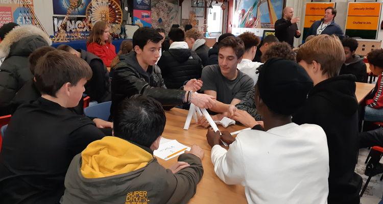 STEAM at Chiswick School