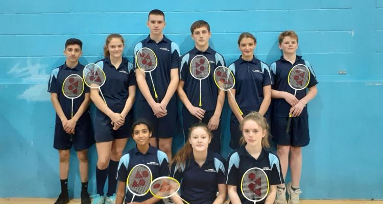 Badminton Borough Tournament Report