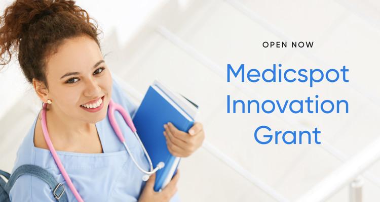 The Medicspot Innovation Grant