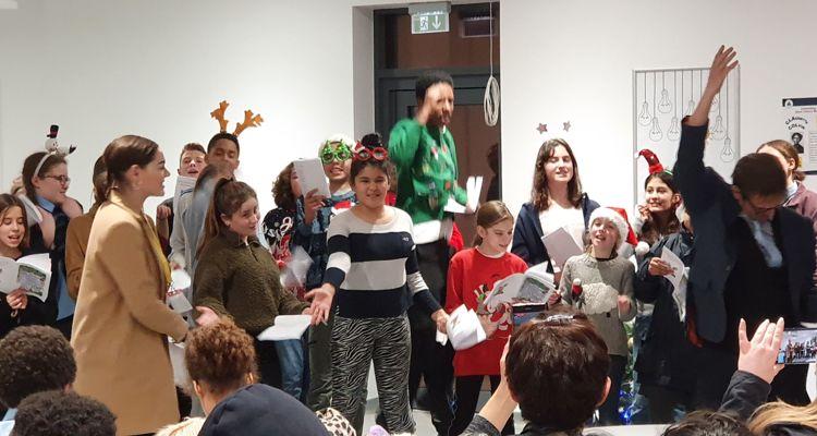Christmas Sing-a-Long