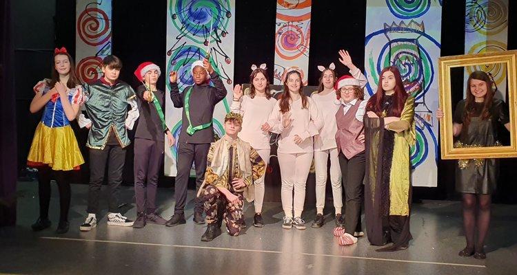 Year 10 Christmas Pantomime
